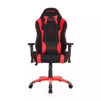 Silla Akracing Fighting Wolf Rojo