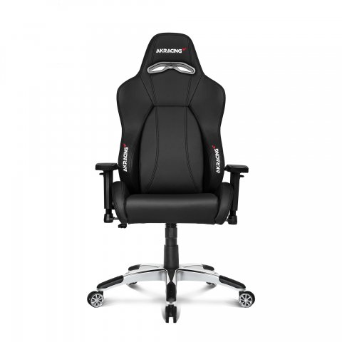 Silla Akracing Premium Total Black