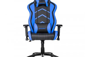 Silla Akracing Player Series Azul
