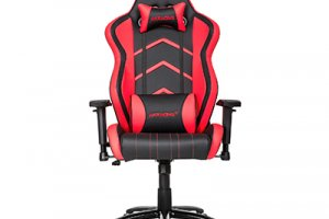Silla Akracing Player Series Roja